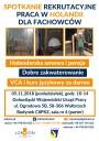 praca w Holandii - spotkanie rekrutacyjne Wałbrzych
